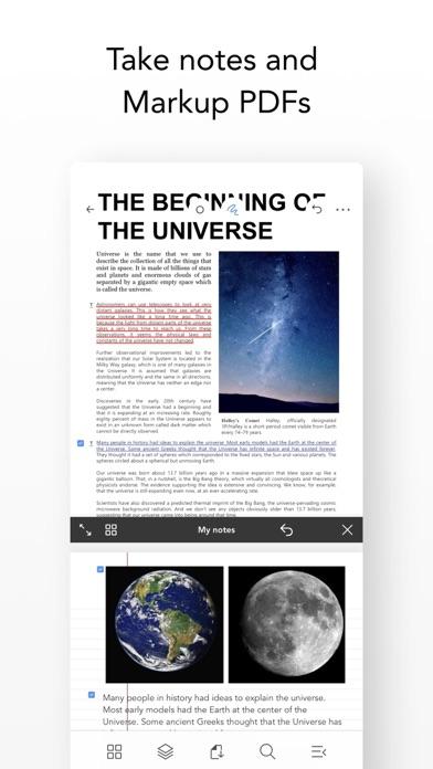 Flexcil 2 ノート&PDFリーダーのスクリーンショット1