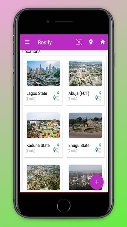 Rosify: Sell & Buy in Nigeria screenshot-3