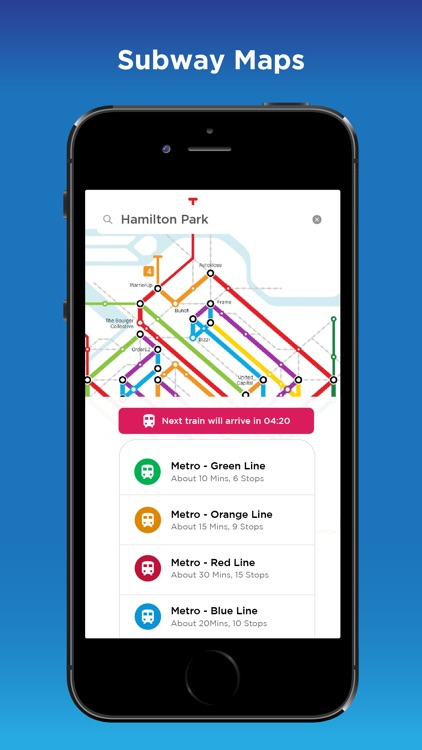 GPS Navigation & City Traffic screenshot-5