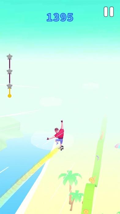 Crazy Ride 3D screenshot 2