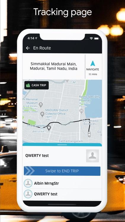 Gofer Driver-On Demand Service screenshot-3