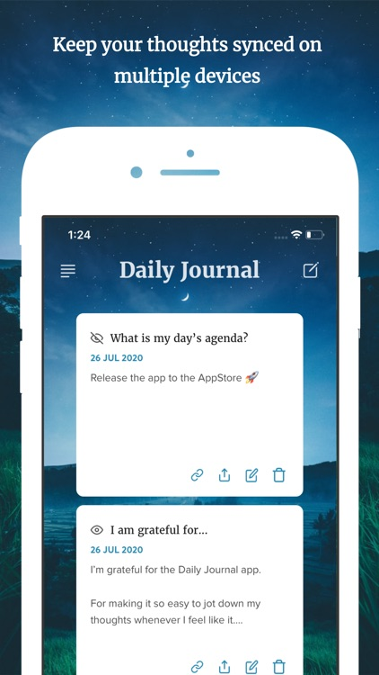 Daily Journal: Publish Online screenshot-4
