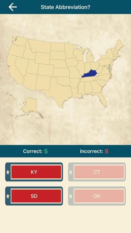 State the States™ USA screenshot-5