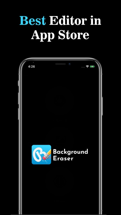 Background Eraser -Blur Photo.