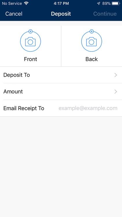 Emprise Bank Business Mobile screenshot-3