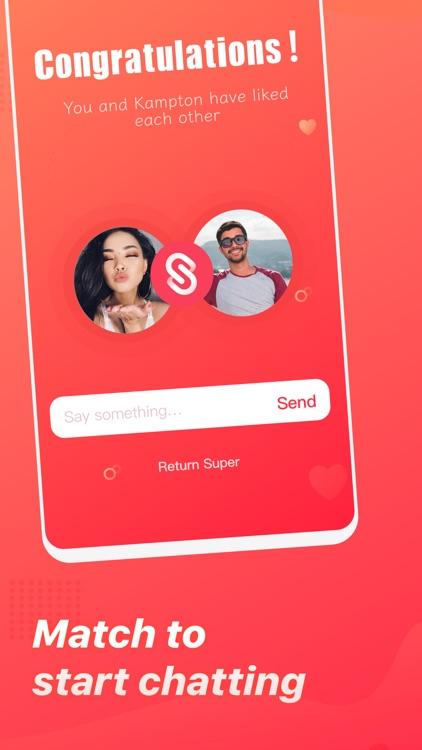 Supermatch:Online date&fun screenshot-5