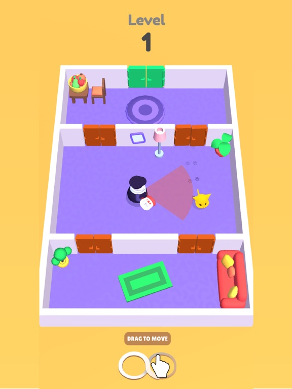 Cat Escape! screenshot 7