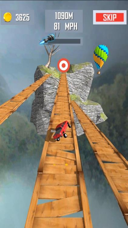 Mega Ramp Car Jumping screenshot-4