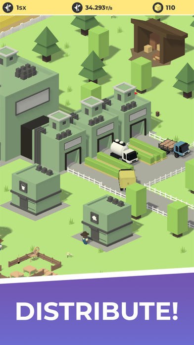 Idle Farmyard screenshot 4