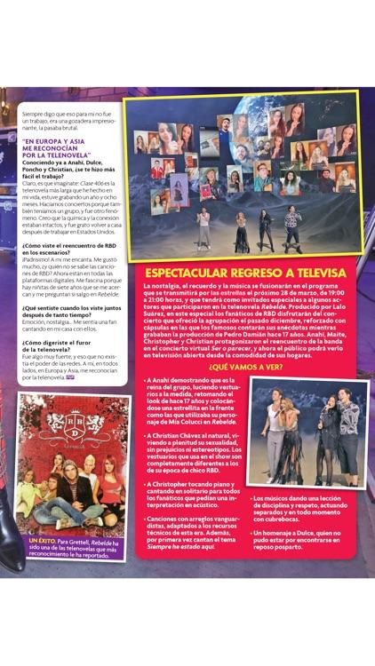 TVyNovelas México screenshot-4