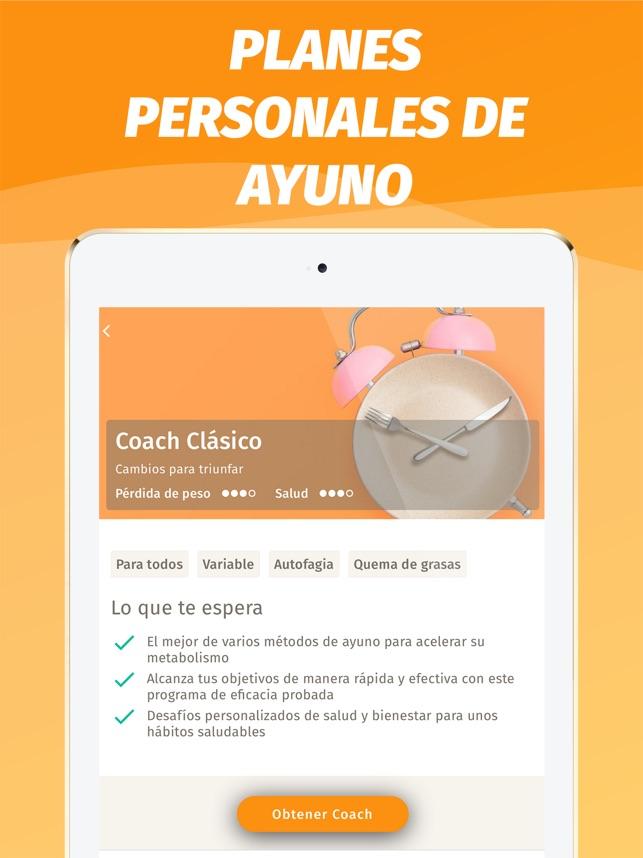 Bodyfast Ayuno Intermitente En App Store