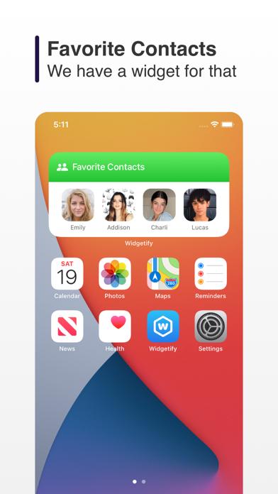 Widgetify - Add Custom Widgets screenshot 5