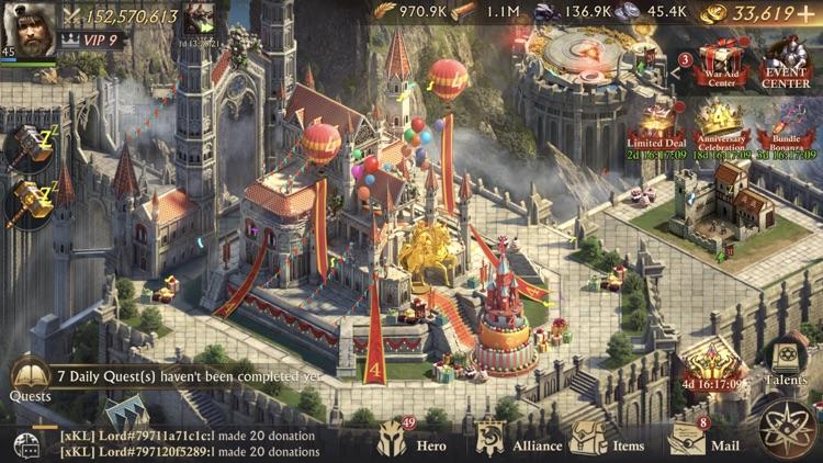 King of Avalon: Dragon Warfare screenshot-5