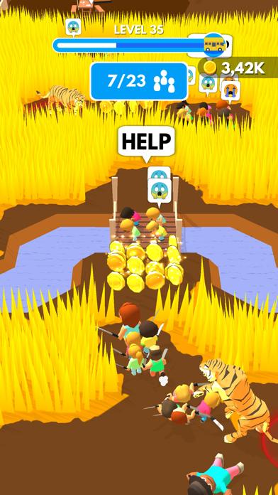 Tourist Rescue screenshot 4