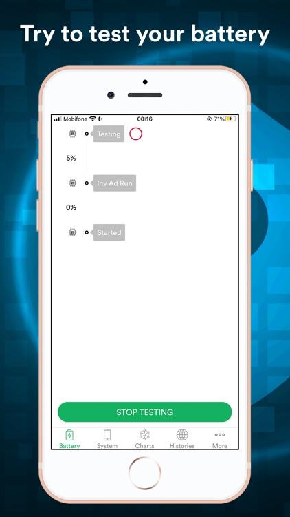 Battery Testing screenshot-6