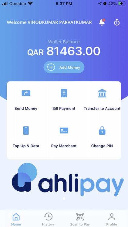 AhliPay Consumer App screenshot-5