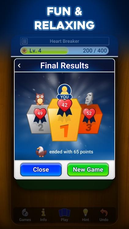 Hearts: Card Game screenshot-3