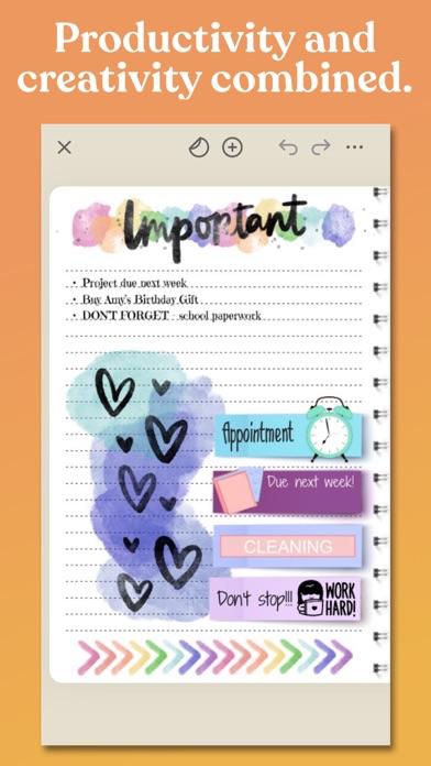 Zinnia Journal & Planner screenshot 8