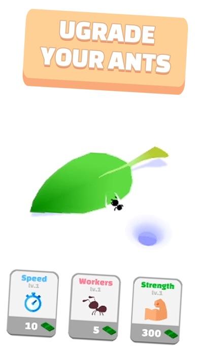 Idle Ants - Simulator Game screenshot 3