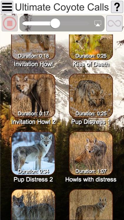 Ultimate Coyote Calls screenshot-5