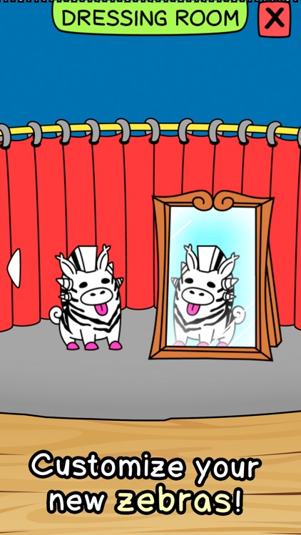 Zebra Evolution screenshot-3