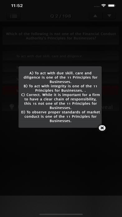 CeMAP 1 Mortgage Advice Exam screenshot 3