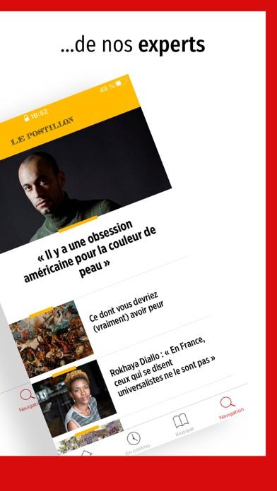 Le Point journal & actualités Screenshot