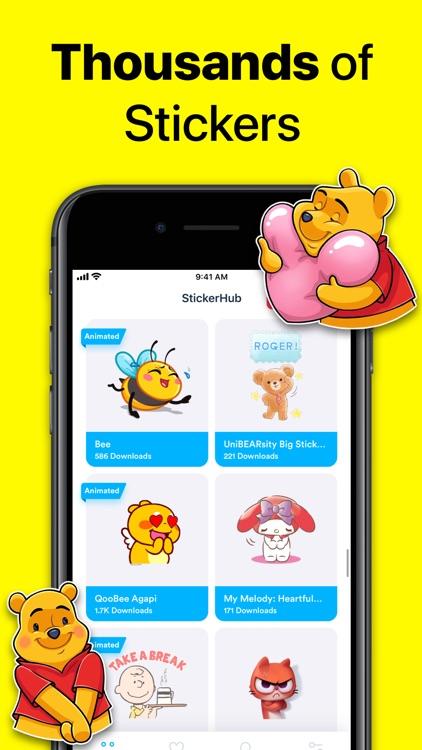 StickerHub - Sticker Maker