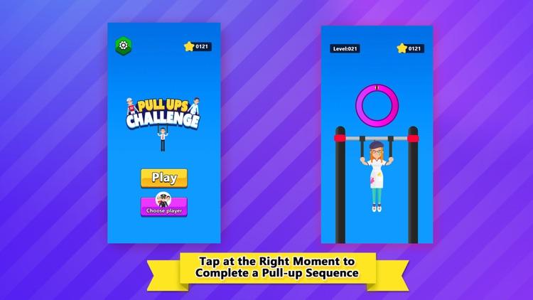 Pull ups challenge - Endless