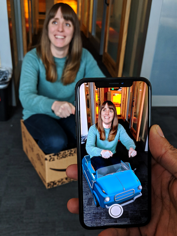 Amazon Augmented Reality screenshot 3