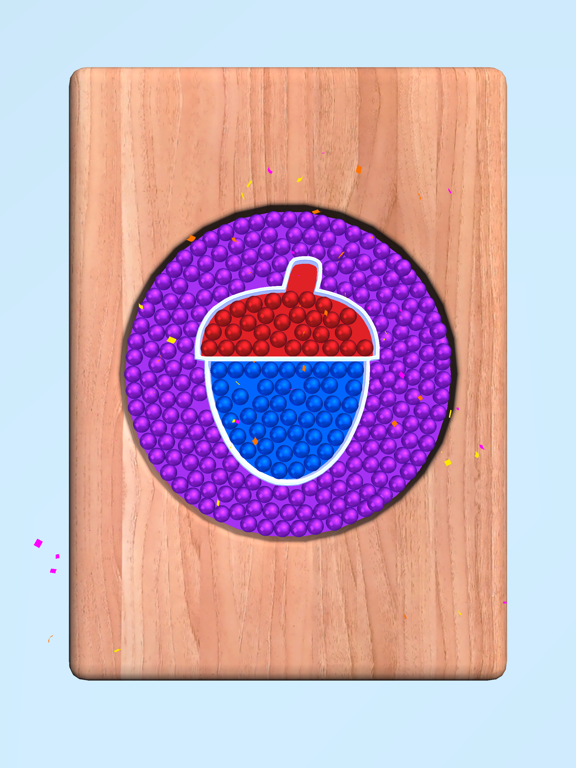 Sorting Beads: Stencil Fill screenshot 8