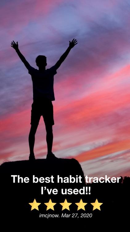 Habit Tracker ∞ screenshot-0