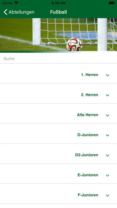 VfL Rheinhausen 95/13 e.V.Screenshot von 7