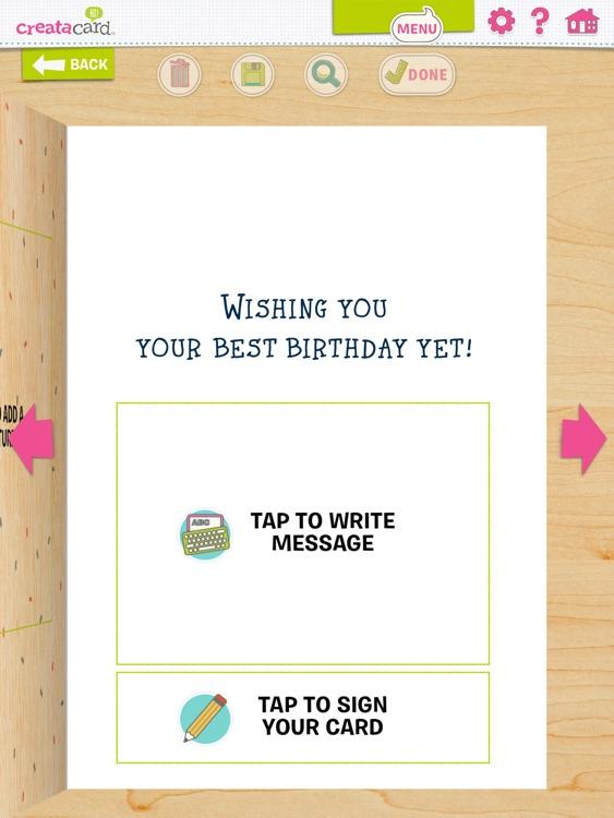 Creatacard Greeting Cards screenshot-5