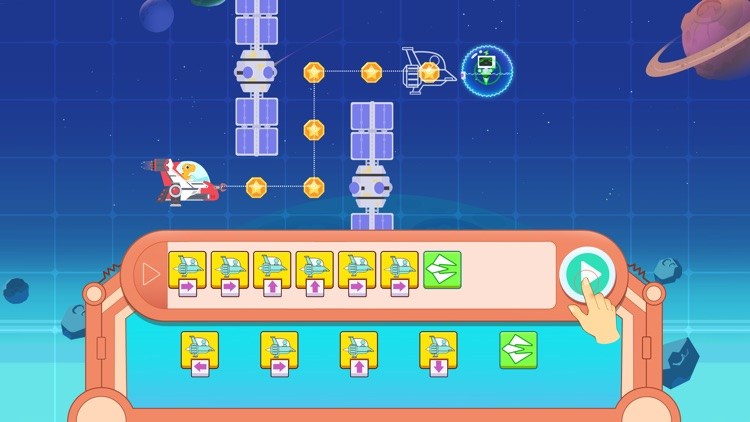 Dinosaur Coding games for kids screenshot-9