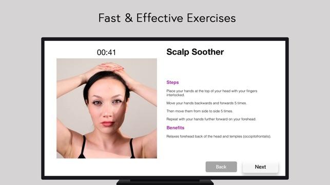 Face Yoga Exercise - Aphrodite