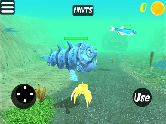 PUG FISH - OCEAN HUNTER screenshot 16
