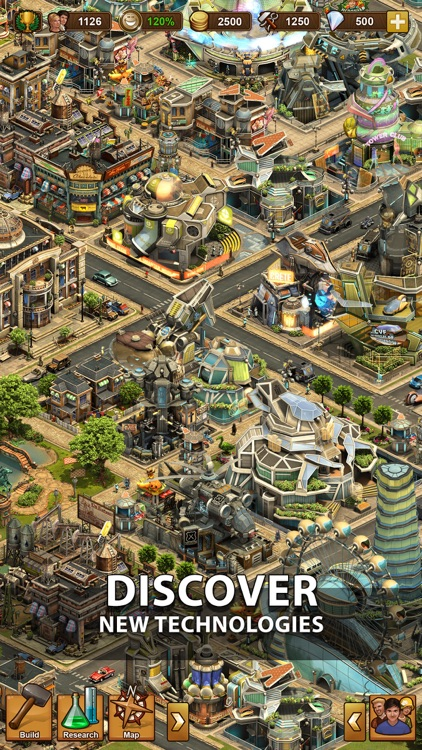 Forge of Empires: Build a City screenshot-3