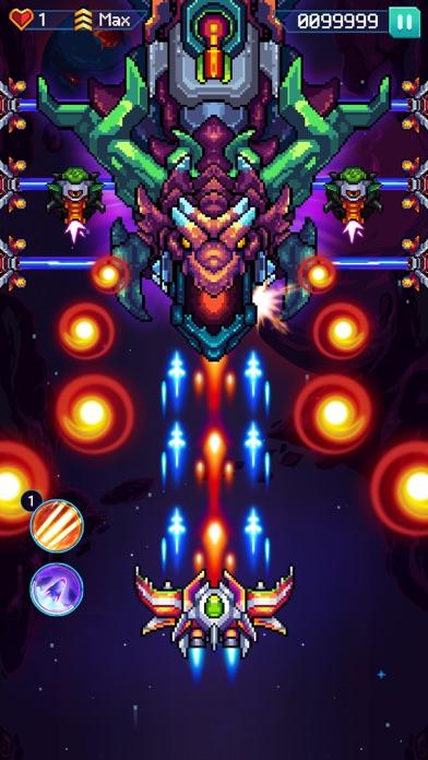 Galaxiga - Classic 80s Arcade screenshot 4