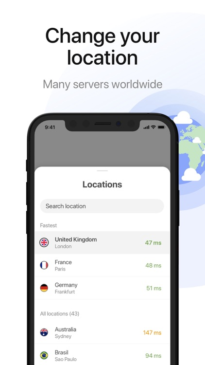 AdGuard VPN – Unlimited & Fast