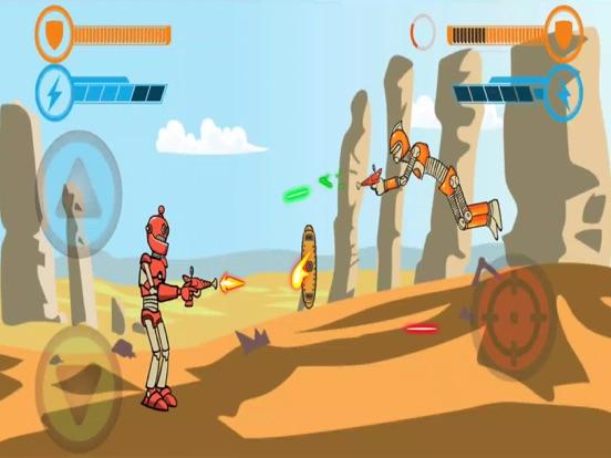 Bot Lazer Fight screenshot 9