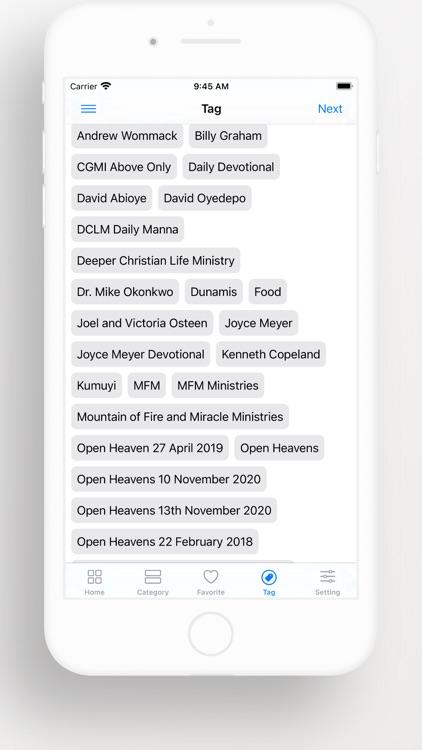 Open Heaven Daily Devotional screenshot-4