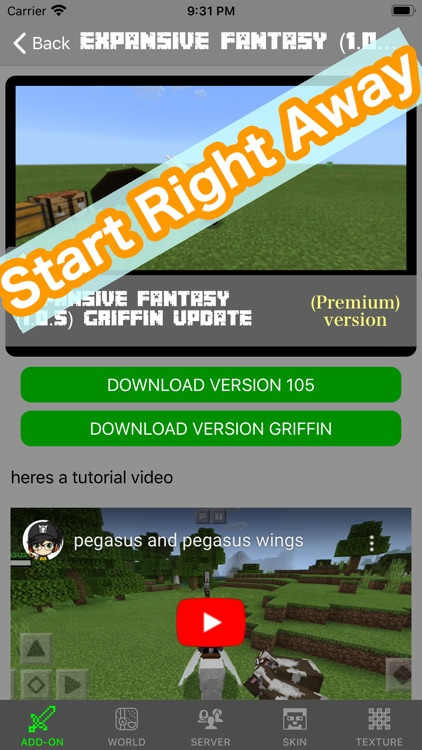 Addons for Minecraft PE & MCPE screenshot-4