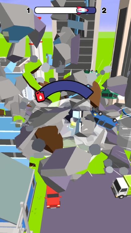 Blast City 3D screenshot-3