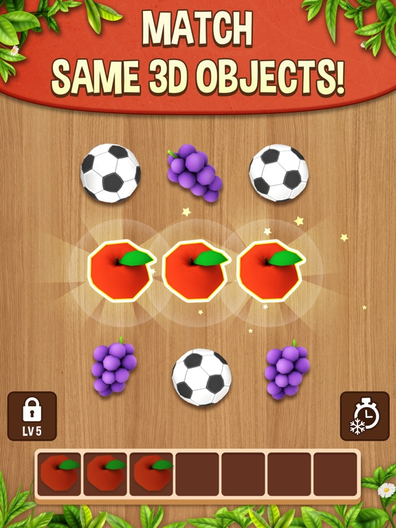 Match Triple 3D: Matching Tile screenshot 5