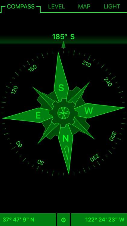 PIP Compass