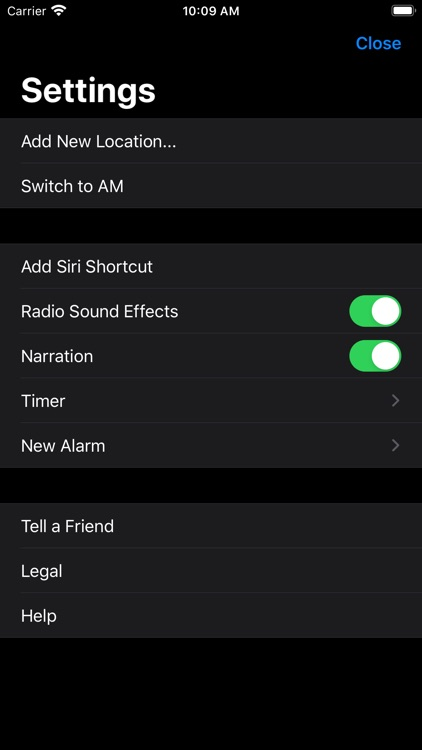 RadioApp - A Simple Radio screenshot-8