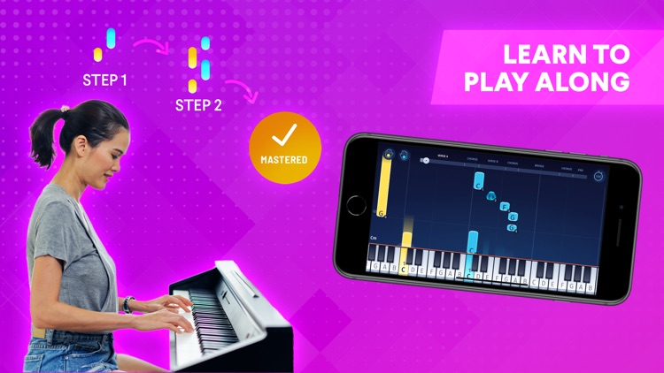 OnlinePianist:Play Piano Songs screenshot-7