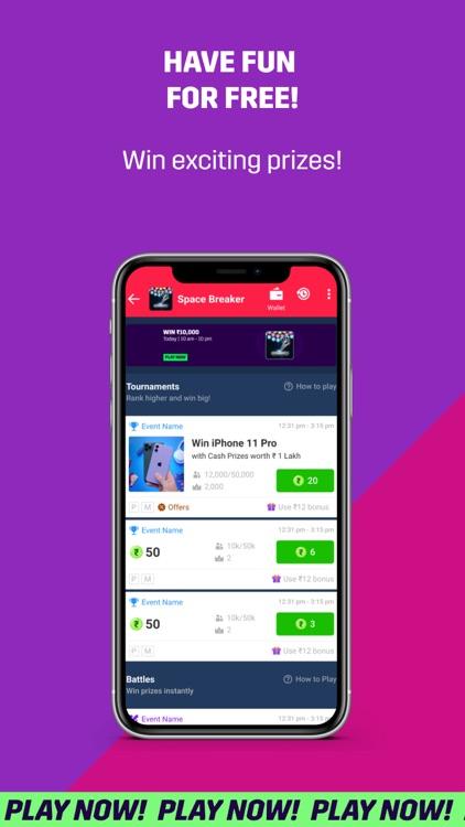 MPL - Mobile Premier League screenshot-4