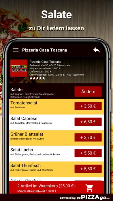Casa Toscana Rüsselsheim screenshot 5